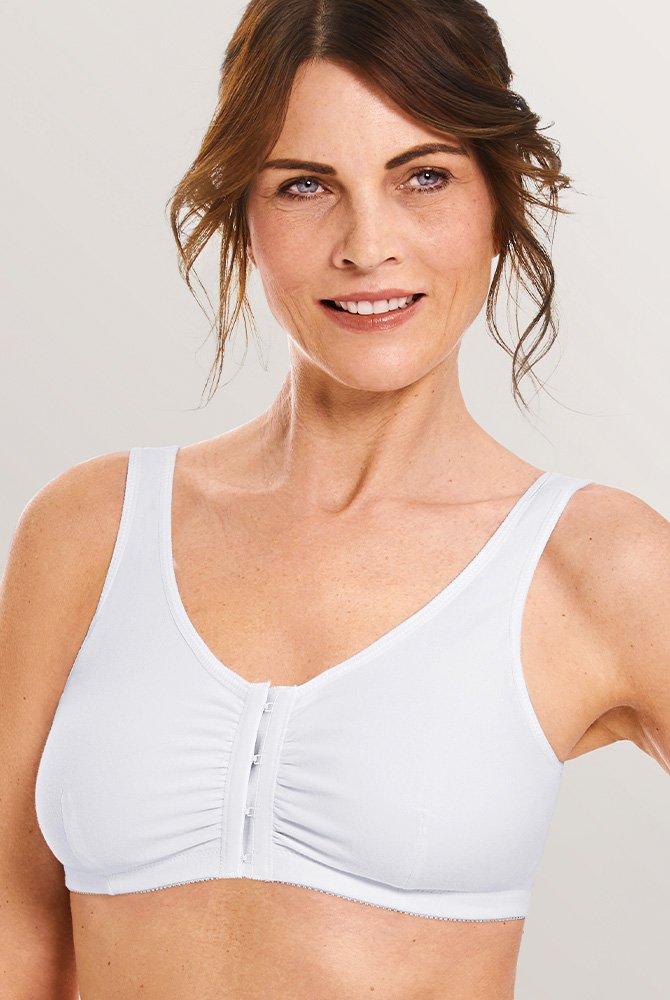 Amoena - Frances Erstversorgungs und Freizeit-BH - Weiß