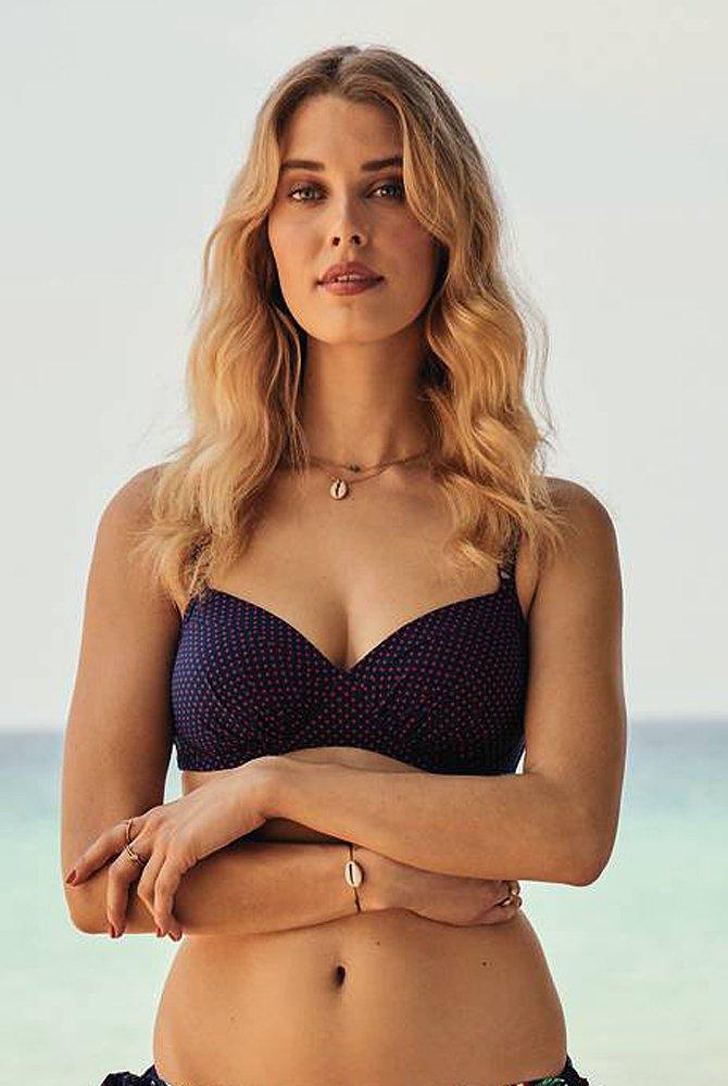 Rosa Faia - Bikini-Oberteil Lilou