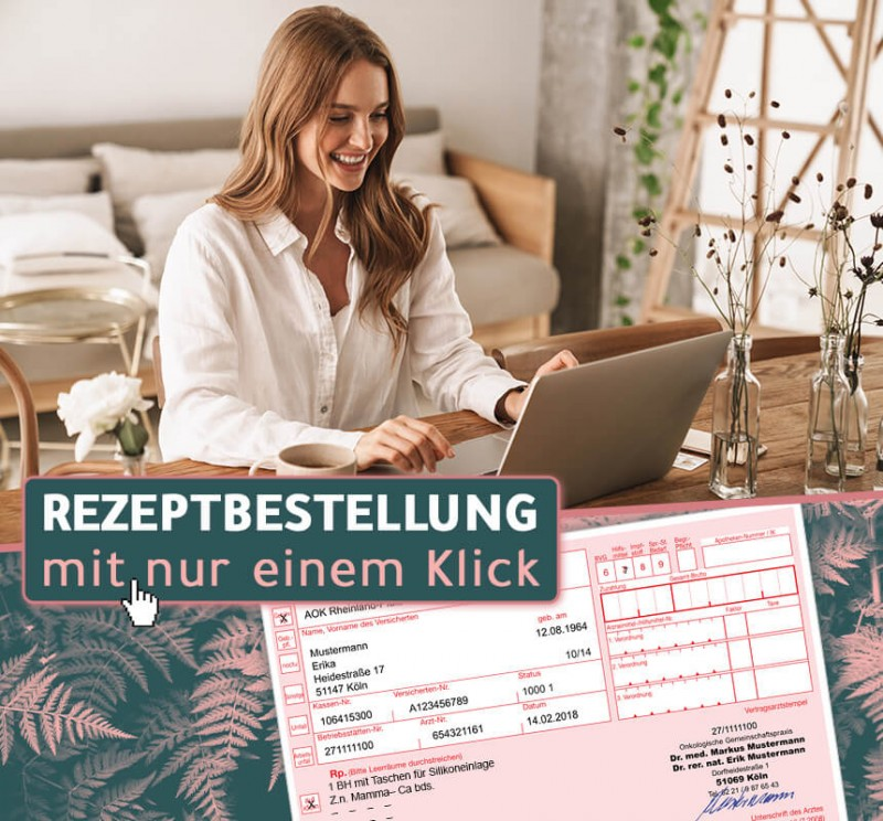 Rezept­be­stel­lung