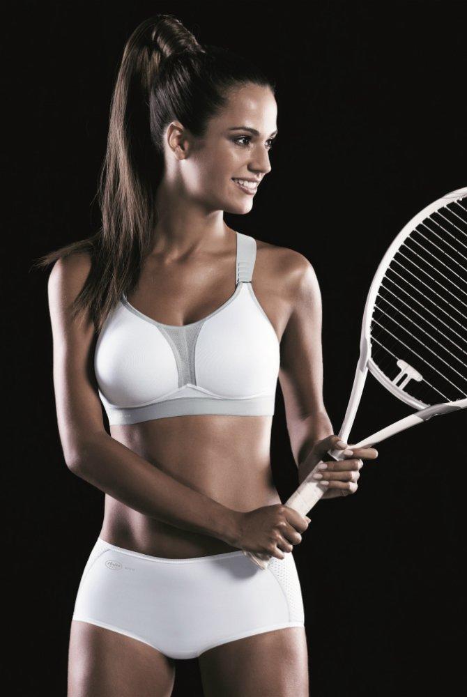 Anita-Sport-BH-Dynamix Star-weiß