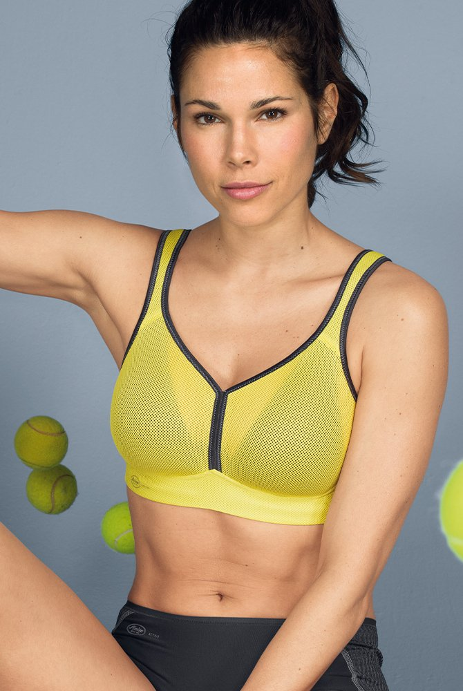 Anita-Sport-BH-Air Control-yellow