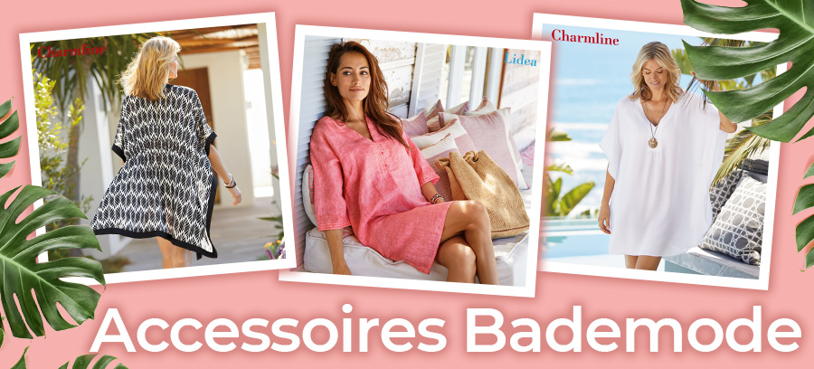 Accessoires-Bademode