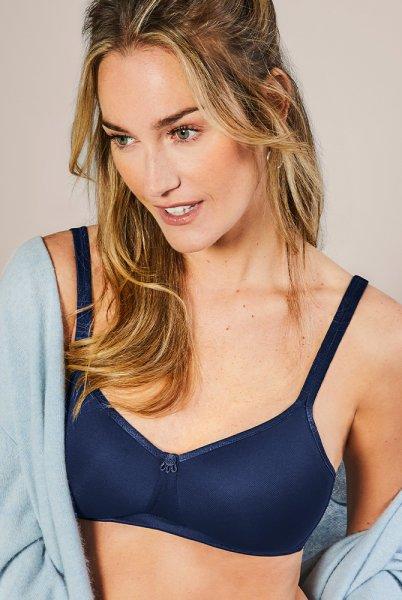 Brustprothesen-BH Amoena Mare SB dunkelblau